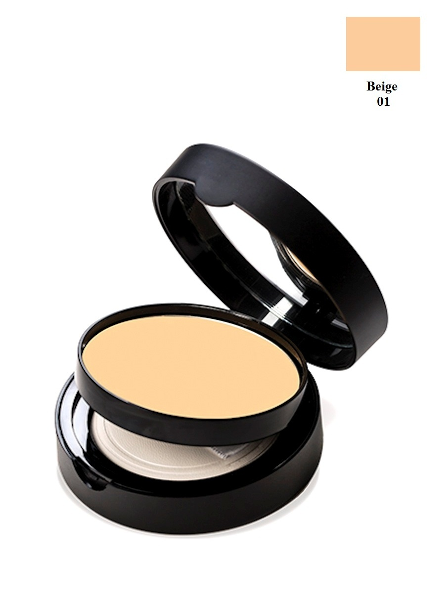 Kadın Note Luminous Silk Cream Powder 01